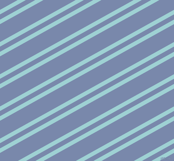 29 degree angle dual stripes line, 14 pixel line width, 16 and 55 pixel line spacing, Morning Glory and Ship Cove dual two line striped seamless tileable