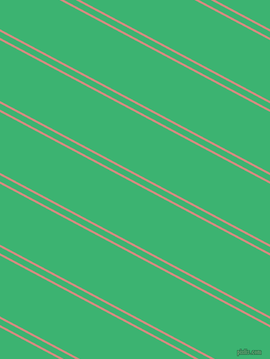 152 degree angle dual stripe lines, 3 pixel lines width, 8 and 78 pixel line spacing, My Pink and Medium Sea Green dual two line striped seamless tileable