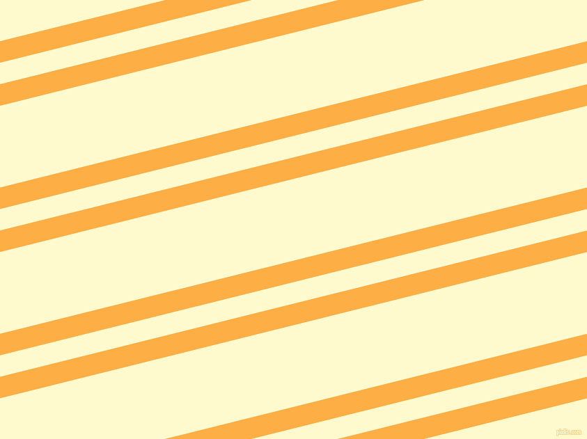 14 degree angle dual stripes line, 30 pixel line width, 30 and 114 pixel line spacing, My Sin and Lemon Chiffon dual two line striped seamless tileable
