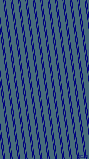 98 degree angles dual stripes lines, 3 pixel lines width, 2 and 17 pixels line spacing, Navy and Bismark dual two line striped seamless tileable