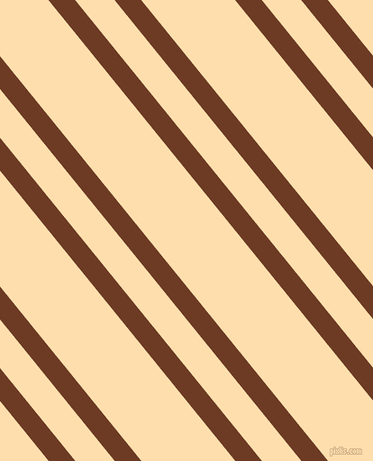 129 degree angle dual striped line, 23 pixel line width, 34 and 81 pixel line spacing, New Amber and Navajo White dual two line striped seamless tileable