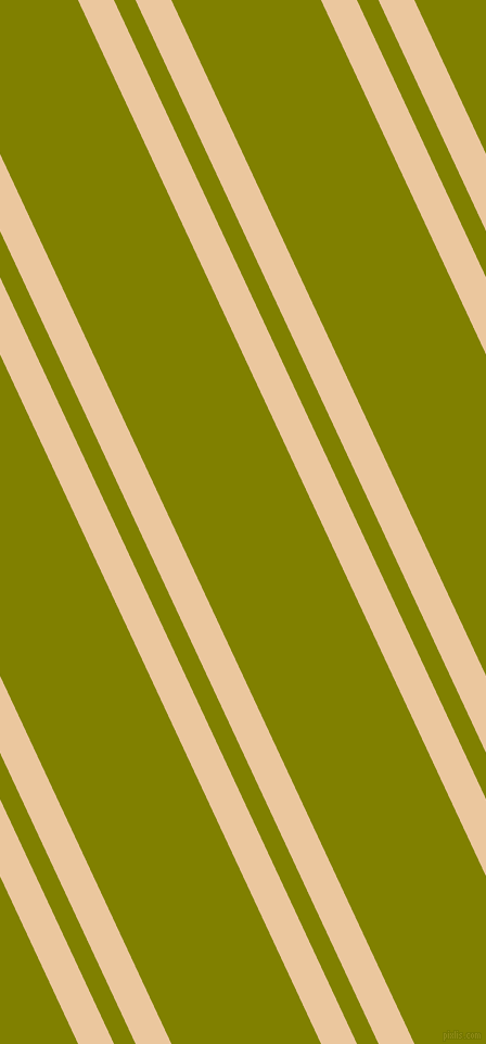 115 degree angle dual stripe lines, 30 pixel lines width, 18 and 125 pixel line spacing, New Tan and Olive dual two line striped seamless tileable