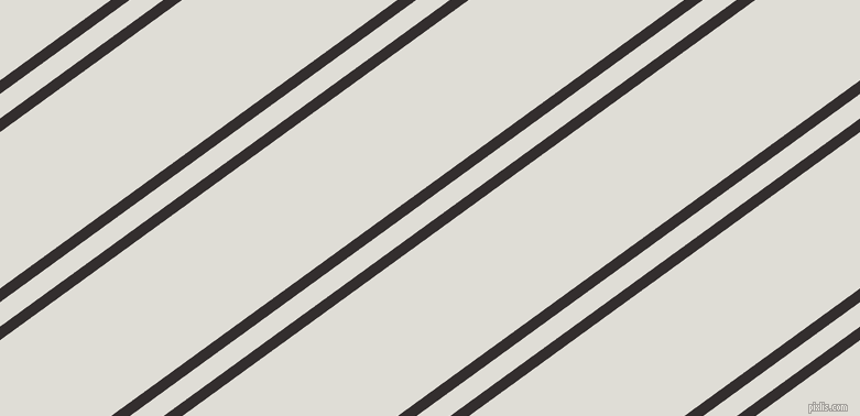 36 degree angles dual stripes line, 10 pixel line width, 18 and 115 pixels line spacing, Night Rider and Sea Fog dual two line striped seamless tileable