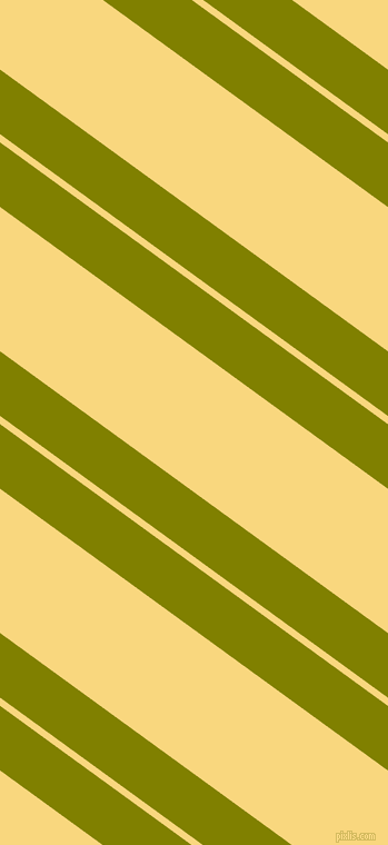 144 degree angles dual stripe lines, 47 pixel lines width, 6 and 105 pixels line spacing, Olive and Golden Glow dual two line striped seamless tileable