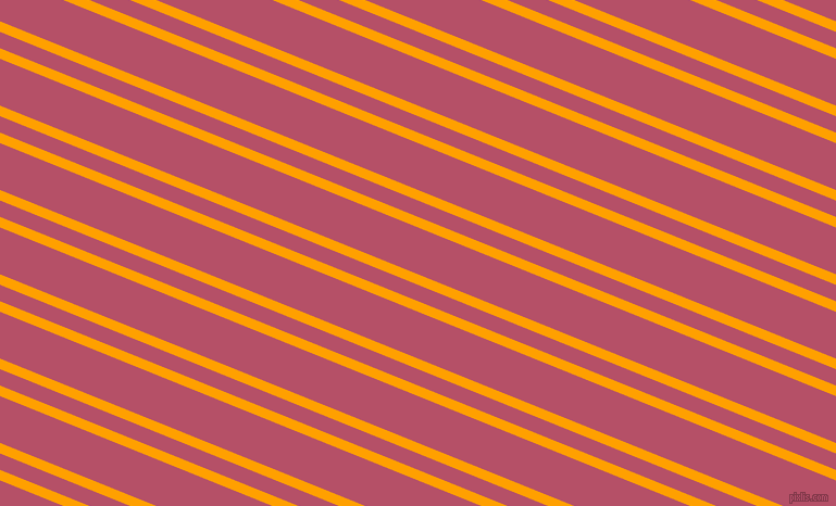 158 degree angles dual stripes line, 9 pixel line width, 14 and 40 pixels line spacing, Orange Peel and Blush dual two line striped seamless tileable