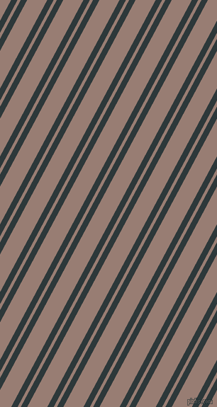 62 degree angle dual stripe line, 8 pixel line width, 4 and 25 pixel line spacing, Outer Space and Hemp dual two line striped seamless tileable