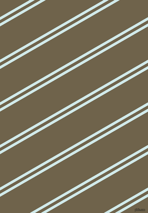 30 degree angles dual stripes lines, 9 pixel lines width, 10 and 100 pixels line spacing, Oyster Bay and Soya Bean dual two line striped seamless tileable
