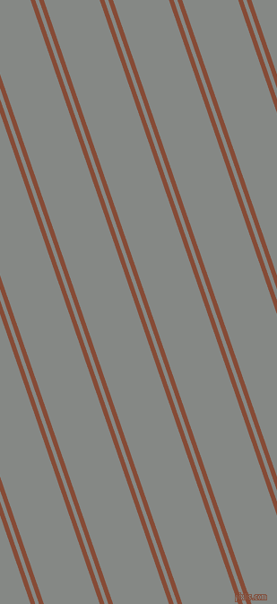 109 degree angle dual stripe line, 5 pixel line width, 4 and 59 pixel line spacing, Paarl and Stack dual two line striped seamless tileable