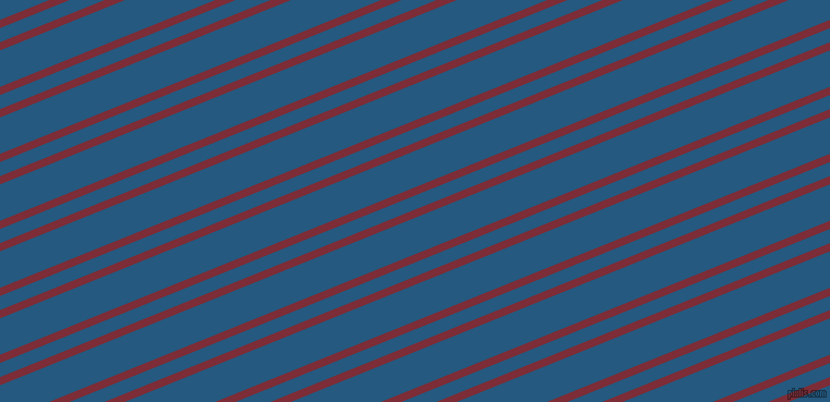22 degree angles dual striped lines, 7 pixel lines width, 12 and 31 pixels line spacingPaprika and Bahama Blue dual two line striped seamless tileable