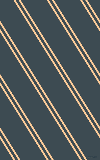 122 degree angle dual stripes line, 7 pixel line width, 10 and 88 pixel line spacing, Peach-Orange and Atomic dual two line striped seamless tileable