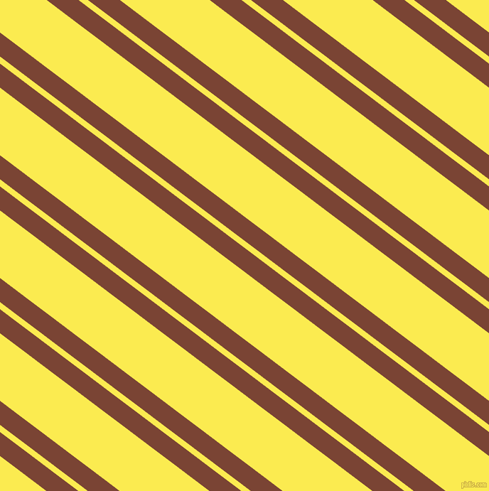 143 degree angles dual stripes line, 27 pixel line width, 8 and 76 pixels line spacing, Peanut and Paris Daisy dual two line striped seamless tileable