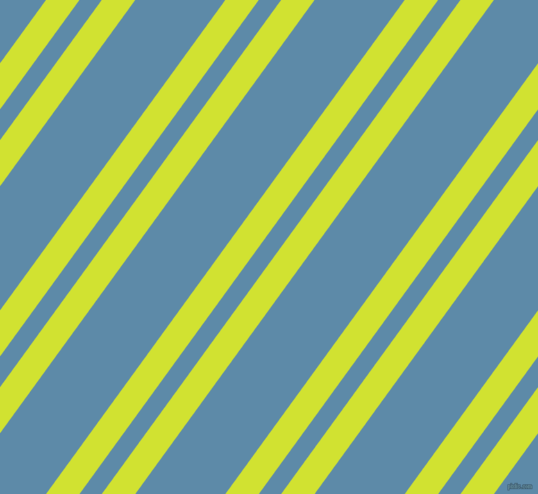 54 degree angle dual stripes lines, 39 pixel lines width, 26 and 105 pixel line spacing, Pear and Air Force Blue dual two line striped seamless tileable