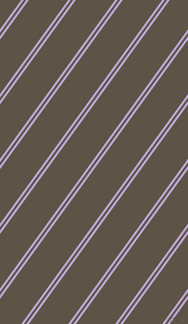54 degree angle dual stripe line, 4 pixel line width, 4 and 63 pixel line spacing, Perfume and Judge Grey dual two line striped seamless tileable