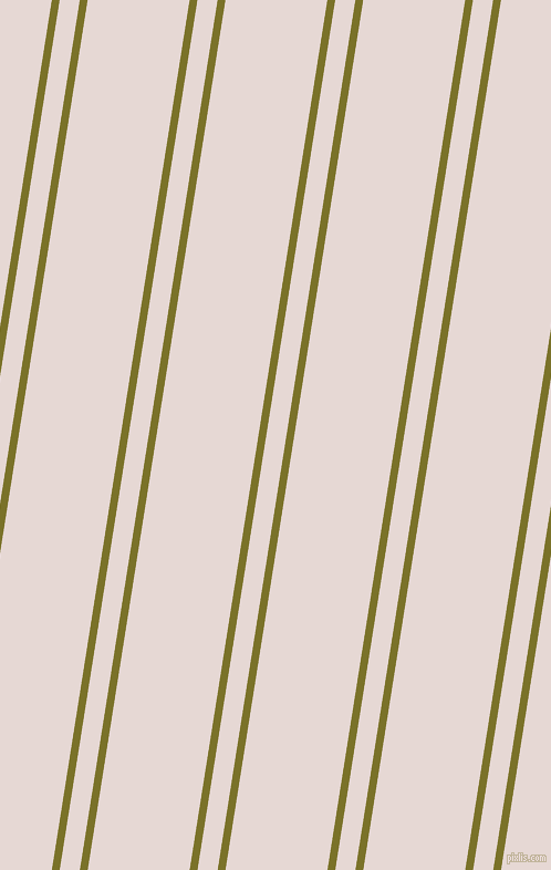 81 degree angle dual stripe line, 7 pixel line width, 18 and 91 pixel line spacing, Pesto and Ebb dual two line striped seamless tileable