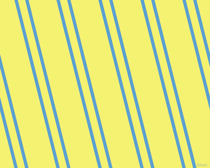 104 degree angles dual striped lines, 11 pixel lines width, 24 and 91 pixels line spacing, Picton Blue and Dolly dual two line striped seamless tileable