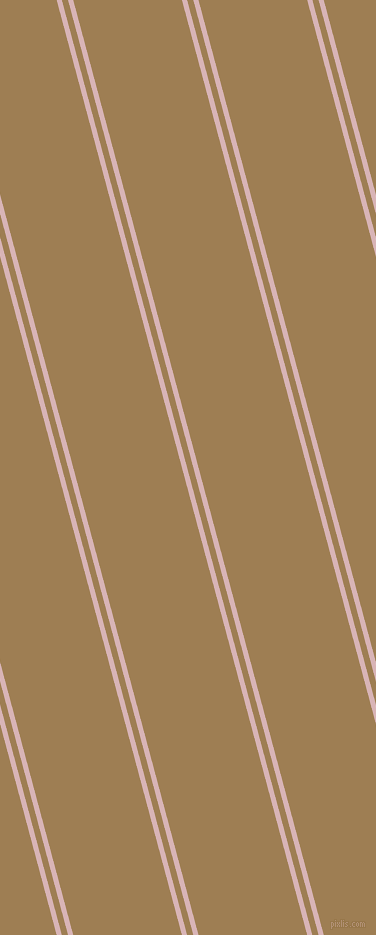 105 degree angle dual stripe lines, 5 pixel lines width, 6 and 105 pixel line spacing, Pink Flare and Muesli dual two line striped seamless tileable