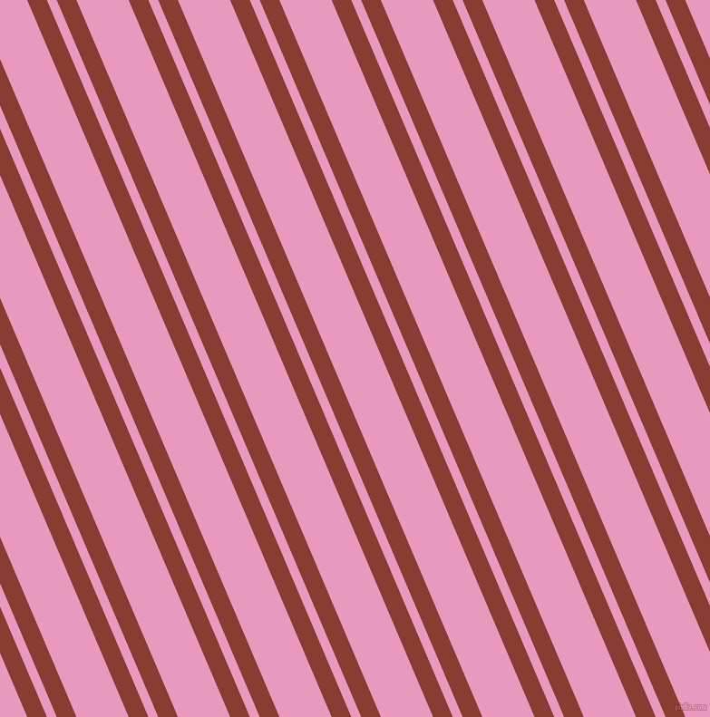 113 degree angle dual stripes lines, 20 pixel lines width, 10 and 53 pixel line spacing, Prairie Sand and Shocking dual two line striped seamless tileable