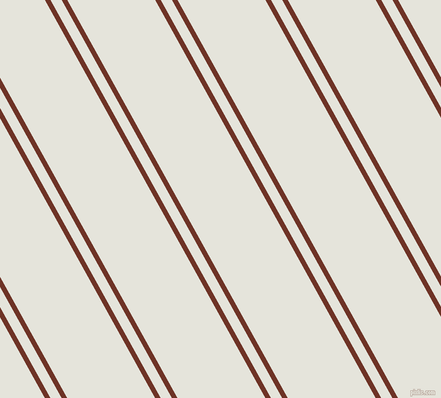 119 degree angle dual stripes lines, 7 pixel lines width, 14 and 110 pixel line spacing, Pueblo and Black White dual two line striped seamless tileable
