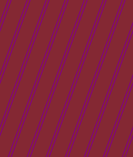 70 degree angle dual stripe lines, 4 pixel lines width, 8 and 60 pixel line spacing, Purple and Shiraz dual two line striped seamless tileable
