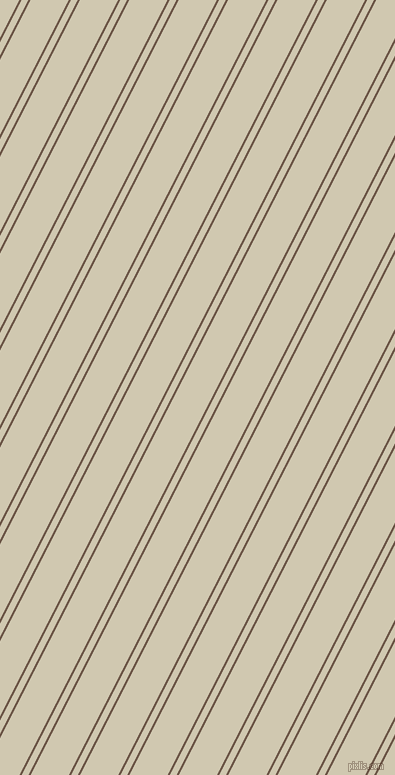 63 degree angle dual stripes lines, 2 pixel lines width, 6 and 34 pixel line spacing, Quincy and Parchment dual two line striped seamless tileable