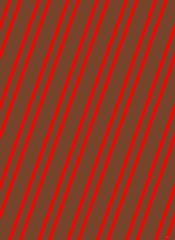 70 degree angle dual stripes lines, 10 pixel lines width, 22 and 46 pixel line spacing, Red and Bull Shot dual two line striped seamless tileable