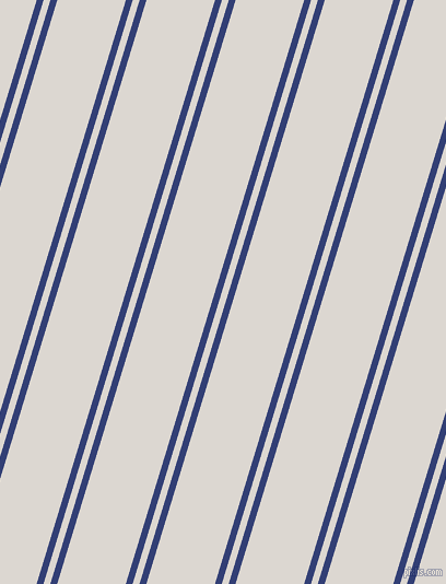 73 degree angle dual stripes line, 6 pixel line width, 6 and 60 pixel line spacing, Resolution Blue and Gallery dual two line striped seamless tileable