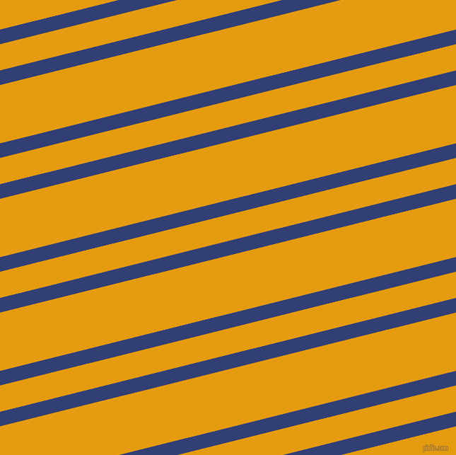 14 degree angle dual striped line, 20 pixel line width, 36 and 80 pixel line spacing, Resolution Blue and Gamboge dual two line striped seamless tileable