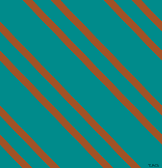 134 degree angles dual stripe lines, 24 pixel lines width, 44 and 105 pixels line spacing, Rich Gold and Dark Cyan dual two line striped seamless tileable