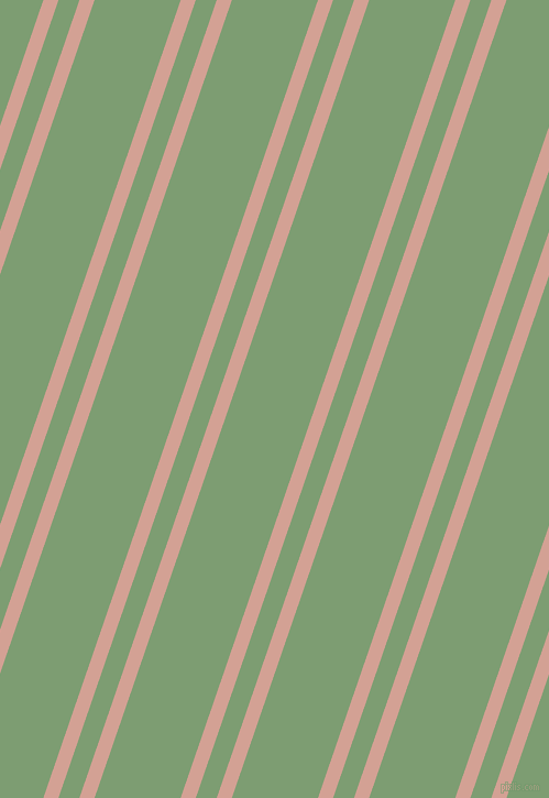 71 degree angles dual striped line, 13 pixel line width, 18 and 74 pixels line spacing, Rose and Amulet dual two line striped seamless tileable