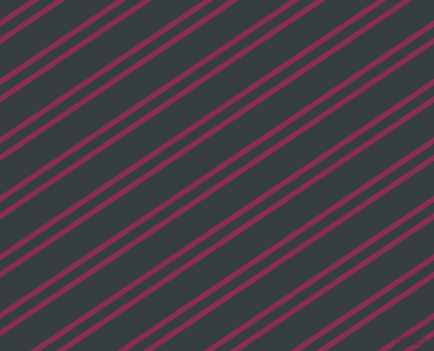 34 degree angle dual stripes line, 6 pixel line width, 10 and 32 pixel line spacing, Rose Bud Cherry and Mine Shaft dual two line striped seamless tileable