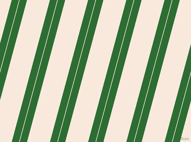 75 degree angle dual striped lines, 24 pixel lines width, 2 and 75 pixel line spacing, San Felix and Bridal Heath dual two line striped seamless tileable