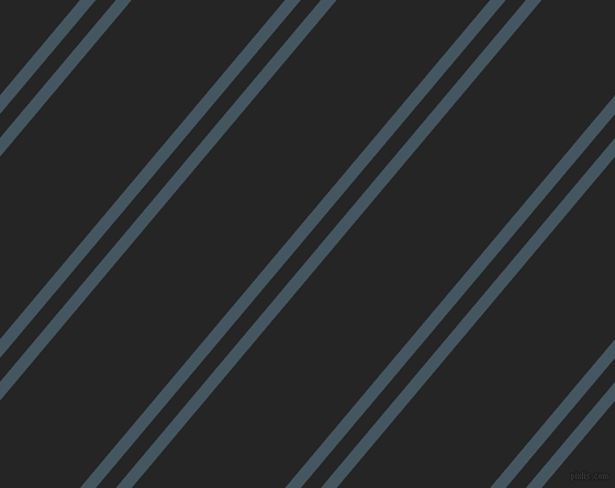 50 degree angles dual stripe lines, 11 pixel lines width, 14 and 107 pixels line spacing, San Juan and Nero dual two line striped seamless tileable