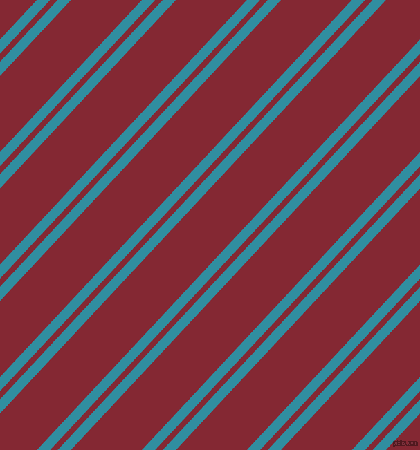 47 degree angle dual striped lines, 14 pixel lines width, 8 and 75 pixel line spacing, Scooter and Shiraz dual two line striped seamless tileable