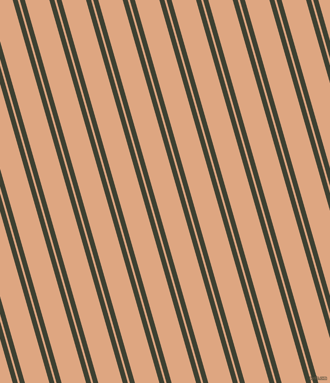 106 degree angles dual stripes line, 10 pixel line width, 4 and 48 pixels line spacing, Scrub and Tumbleweed dual two line striped seamless tileable