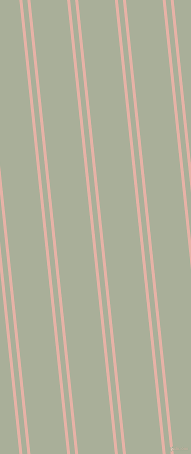 96 degree angle dual stripe line, 6 pixel line width, 10 and 73 pixel line spacing, Shilo and Green Spring dual two line striped seamless tileable