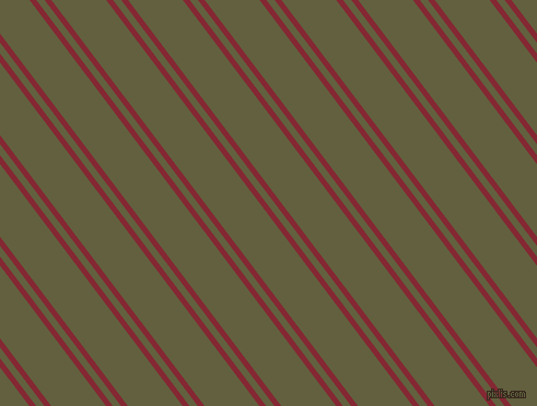 127 degree angle dual stripes lines, 5 pixel lines width, 6 and 40 pixel line spacing, Shiraz and Verdigris dual two line striped seamless tileable