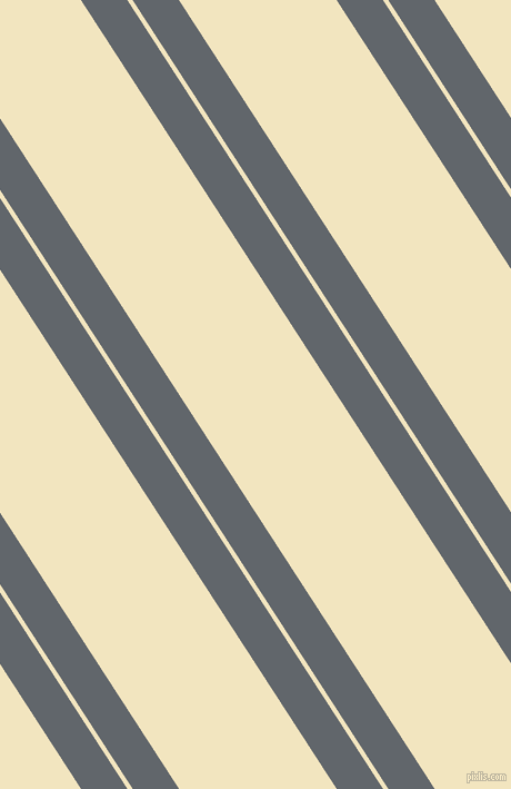 123 degree angle dual stripe line, 35 pixel line width, 4 and 119 pixel line spacing, Shuttle Grey and Half Colonial White dual two line striped seamless tileable