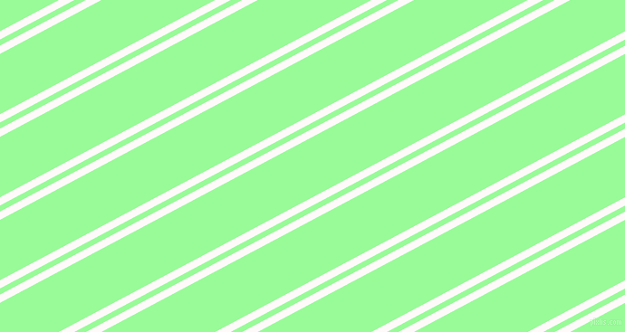 28 degree angles dual striped lines, 8 pixel lines width, 6 and 59 pixels line spacing, Snow and Pale Green dual two line striped seamless tileable