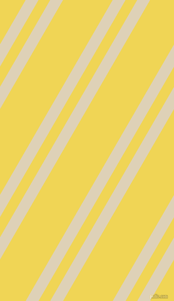 60 degree angles dual stripes line, 22 pixel line width, 20 and 85 pixels line spacing, Spanish White and Portica dual two line striped seamless tileable