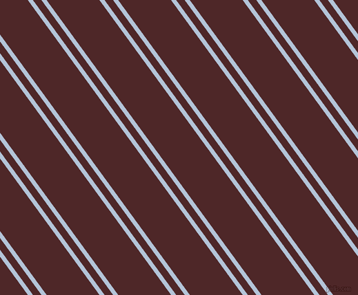 126 degree angle dual stripes line, 6 pixel line width, 10 and 62 pixel line spacing, Spindle and Volcano dual two line striped seamless tileable
