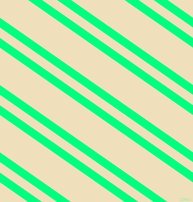 145 degree angle dual stripe line, 28 pixel line width, 30 and 107 pixel line spacing, Spring Green and Dutch White dual two line striped seamless tileable