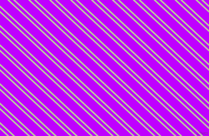 137 degree angle dual striped lines, 5 pixel lines width, 8 and 29 pixel line spacing, Sprout and Electric Purple dual two line striped seamless tileable