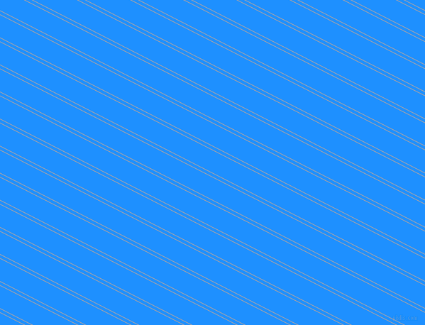 153 degree angle dual stripe line, 1 pixel line width, 4 and 28 pixel line spacing, Spun Pearl and Dodger Blue dual two line striped seamless tileable