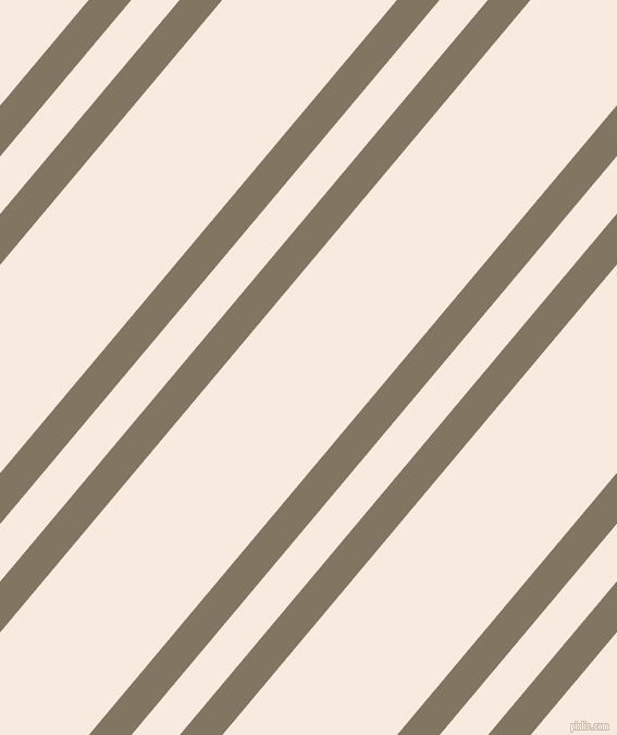 50 degree angles dual striped line, 30 pixel line width, 34 and 123 pixels line spacing, Stonewall and Chardon dual two line striped seamless tileable