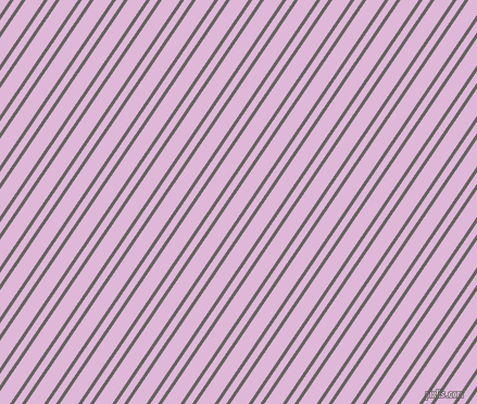 56 degree angles dual stripes line, 3 pixel line width, 6 and 14 pixels line spacing, Storm Dust and French Lilac dual two line striped seamless tileable