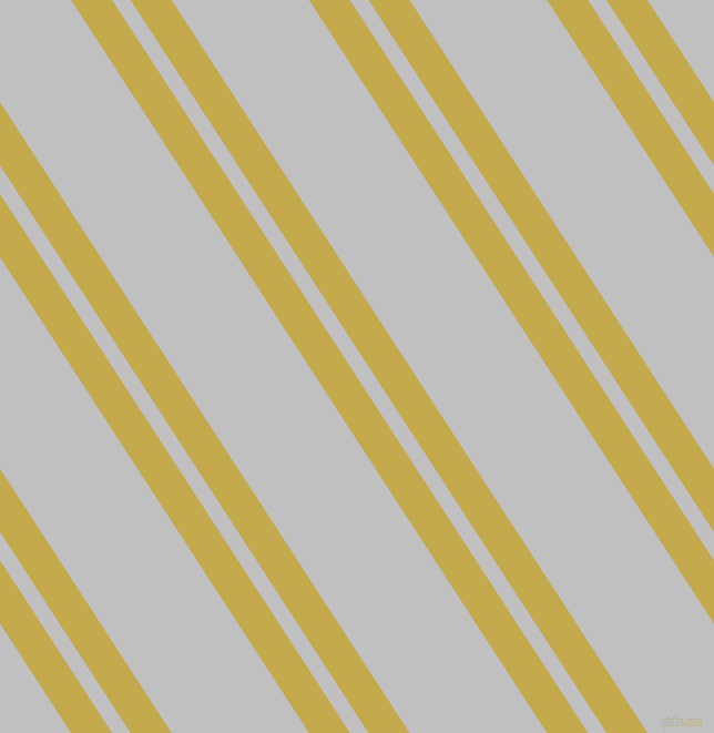123 degree angles dual striped lines, 31 pixel lines width, 14 and 104 pixels line spacing, Sundance and Silver dual two line striped seamless tileable