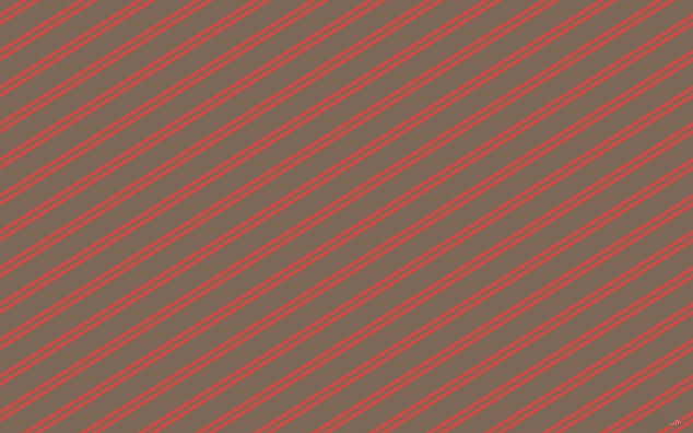 32 degree angles dual striped lines, 4 pixel lines width, 2 and 18 pixels line spacing, Sunset and Roman Coffee dual two line striped seamless tileable