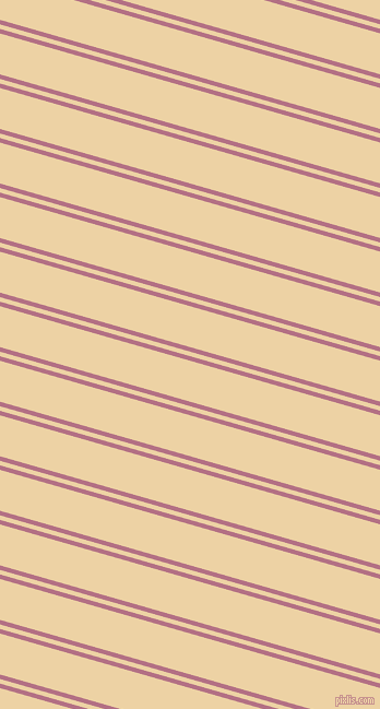 164 degree angle dual stripe lines, 4 pixel lines width, 4 and 36 pixel line spacing, Tapestry and Dairy Cream dual two line striped seamless tileable