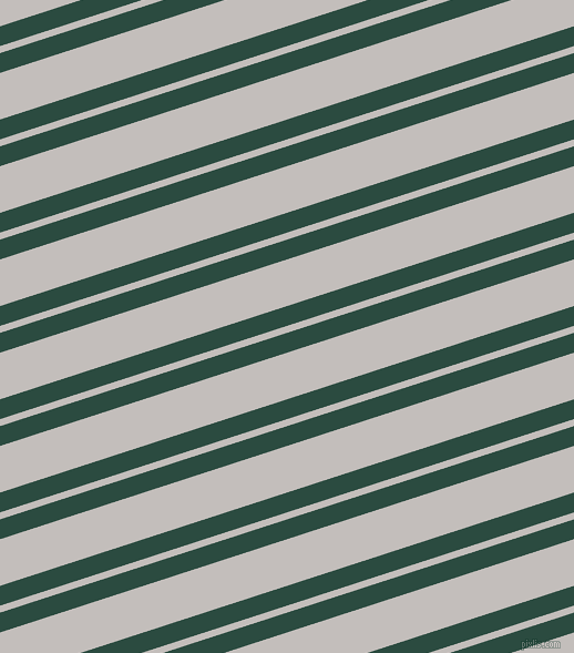 18 degree angles dual stripes lines, 17 pixel lines width, 6 and 40 pixels line spacing, Te Papa Green and Pale Slate dual two line striped seamless tileable