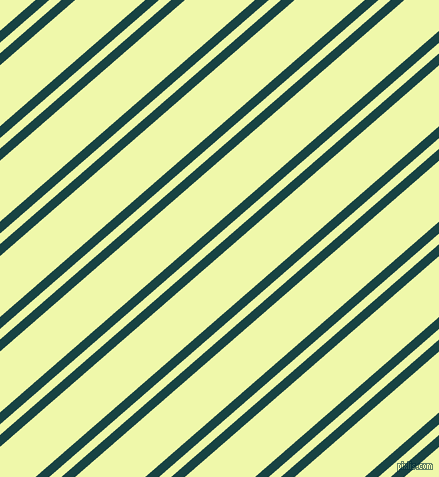 41 degree angle dual stripe lines, 9 pixel lines width, 8 and 46 pixel line spacing, Tiber and Australian Mint dual two line striped seamless tileable